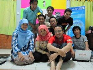 SpidolBekas dan Teman-teman dari CEDS UI