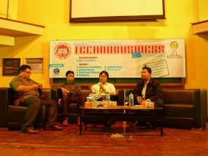 Seminar Technobusiness 2nd