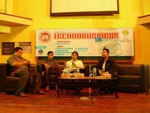 Seminar Technobusiness 2nd