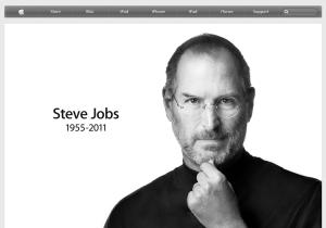 Situs Apple Mengenang Steve Jobs