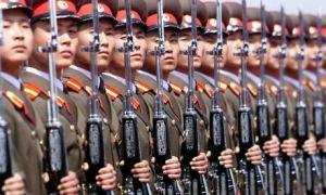 Kekuatan Militer Korea Utara tidak akan menjadi segarang ini kalau dipimpin sama pemimpin yang 'lembek' dan pemalas