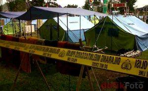 Camping...dari sinilah semua siksaan itu berawal