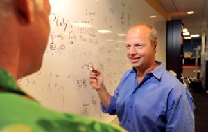 Sebastian Thrun team leader Google X