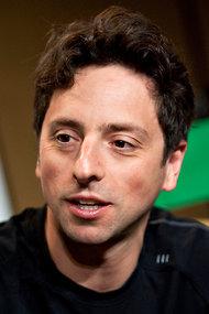 Sergey Brin, salah satu pendiri Google yang terlibat penuh dalam Google X