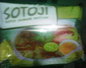 Makanan Instan Terbaik Sotoji punya banyak kelebihan diantaranya membantu mengurangi kolestrol