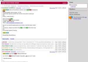 Treat perkenalan SpidolBekas 13 Desember 2011