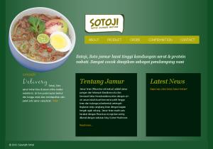 Makanan Instan Terbaik Sotoji - beli Sotoji via online