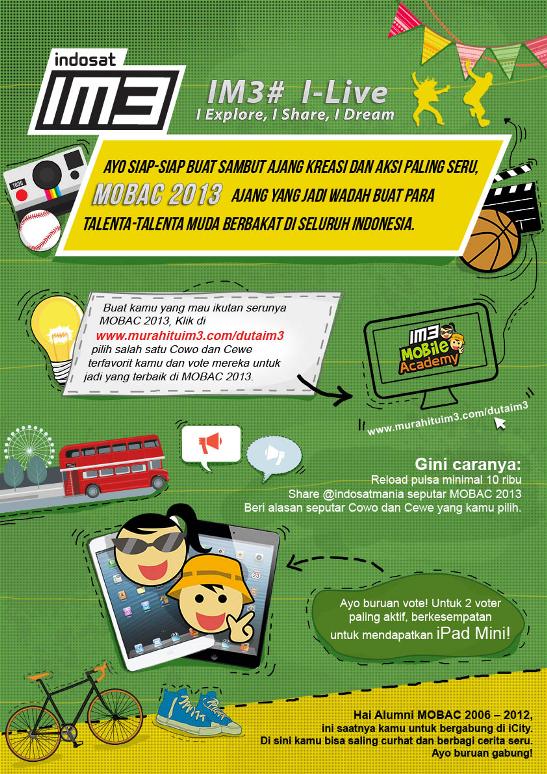 IM3 Mobile Academy 2013