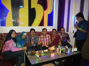 Marcomm Team Teddy Hexananta dan Rahmat Syaefullah