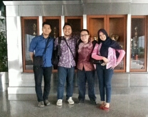 Marcomm Team Indosat Botabek Area