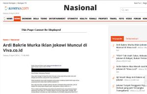 Ardi Bakrie Tak Suka Ada Iklan di Viva News
