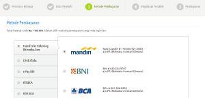 Metode Pembayaran bhinneka.com situs belanja online terbaik di indonesia
