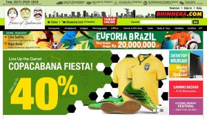 Situs Belanja Online Terbaik di Indonesia www.bhinneka.com